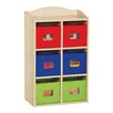 <strong>6 Compartment Cubby</strong> by Guidecraft