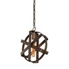 Varaluz Reel 1 Light Foyer Pendant