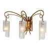 <strong>Soho Recycled 3 Light Bath Vanity Light</strong> by Varaluz