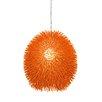 <strong>Varaluz</strong> Urchin 1 Light Drum Foyer Pendant