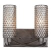 Varaluz Casablanca 2 Light Vanity Light