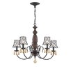 Varaluz Madelyn 5 Light Candle Chandelier