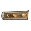 Varaluz Lit-Mesh Test 3 Light Vanity Light