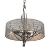 Varaluz Treefold 3 Light Drum Pendant