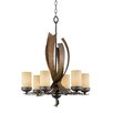 Varaluz Recycled Aizen 6 Light Chandelier