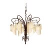 <strong>Varaluz</strong> Recycled Soho 6 Light Chandelier