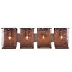 <strong>Rain Recycled 4 Light Bath Vanity Light</strong> by Varaluz