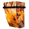 <strong>Varaluz</strong> Big 1 Light Sustainable Shell Sconce