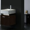 """Vigo Treasure 19"""" Single Bathroom Vanity Set"""