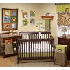 NoJo Zambia 4 Piece Crib Bedding Set