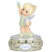 <strong>Always Reach for the Stars Musical Figurine</strong> by Precious Moments
