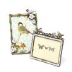 IMAX Nida Bird Picture Frame (Set of 2)