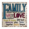 <strong>Love and Family Wall Decor</strong> by IMAX