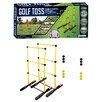 Franklin Sports 8 Piece Fold N Go Golf Toss Set