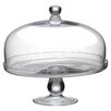 <strong>Artland Simplicity Cake Stand with Dome</strong> by The DRH Collection