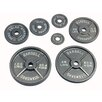 <strong>5 lbs Olympic Plate in Gray</strong> by USA Sports by Troy Barbell