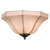 """<strong>14"""" Windpointe Fabric Ceiling Fan Bowl Shade</strong> by Fanimation"""