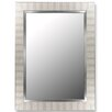 <strong>Parma Silver / Stainless Liner Framed Wall Mirror</strong> by Hitchcock Butterfield Company