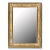 <strong>Regal Copper & Gold Accents Framed Wall Mirror</strong> by Hitchcock Butterfield Company