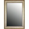 Hitchcock Butterfield Company Louis XIV French Silver Framed Wall Mirror