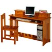 Discovery World Furniture Weston Writing / Computer Desk Hutch