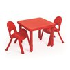 <strong>MyValue Set 2 Kids Square Writing Table</strong> by Angeles