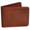 Jack Georges Sienna Bi-Fold with Flap Men's Wallet