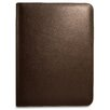 <strong>Jack Georges</strong> Prestige Letter Size Writing Pad in Brown