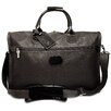 "Nevada 18"" Patent Leather Carry-On Duffel with 3 Way Zip"