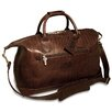 "<strong>Jack Georges</strong> Saddle 19"" Leather Carry-On Duffel"