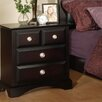<strong>Najarian Furniture</strong> Palazzo 3 Drawer Nightstand