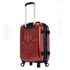 "<strong>Dynasty 25"" Hardsided Spinner Suitcase</strong> by Olympia"