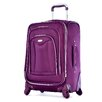 """Olympia Luxe 21"""" Spinner Carry-On Suitcase"""