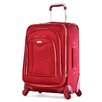 "Olympia Luxe 21"" Spinner Carry-On Suitcase"