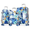 Olympia Blossom II 3 Piece Luggage Set