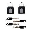 <strong>2-Pack Keyed Lock</strong> by Olympia