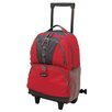 """Olympia 18"""" Rolling Backpack"""