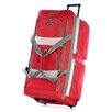 """<strong>Olympia</strong> Eight Pocket 29"""" Rolling Duffel"""