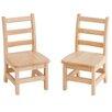 <strong>3 Rung Ladderback Chair</strong> by ECR4kids