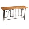 <strong>Stone County Ironworks</strong> Prescott Console Table