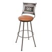 "<strong>Stone County Ironworks</strong> Bistro 25"" Swivel Bar Stool"