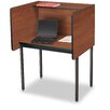 Smith Carrel Laminate Maximum Privacy Testing Carrel Starter