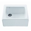 """<strong>Reliance Whirlpools</strong> Reliance 25"""" x 22.25"""" Hatfield Single Bowl Kitchen Sink"""