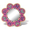 Melissa and Doug Peel and Press Sticker by Number Butterfly Mirror
