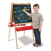 Melissa and Doug Deluxe Easel and Magnetic Boards