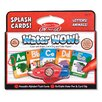 Melissa and Doug Water Wow! Alphabet Splash Card