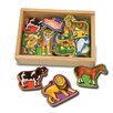 <strong>Melissa and Doug</strong> Magnetic Animals in a Box