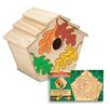 Melissa and Doug Build and Paint-Your-Own Bird House