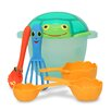 <strong>Seaside Sidekicks Sand Baking Set</strong> by Melissa and Doug