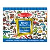 Melissa and Doug Sticker Collection in Blue